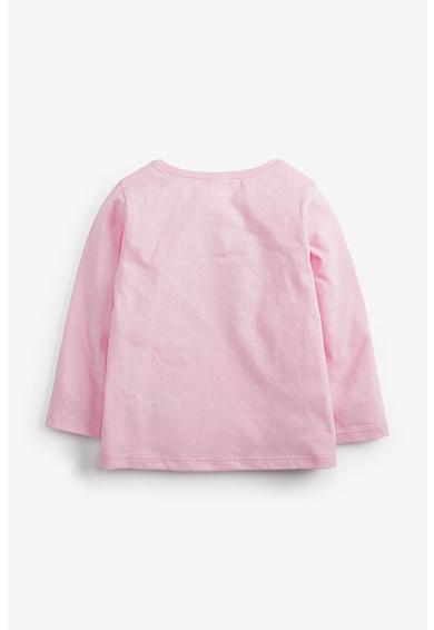 NEXT Bluza cu aplicatii de paiete Fete
