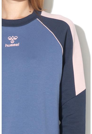 Hummel Bluza sport cu imprimeu logo Spicy Femei