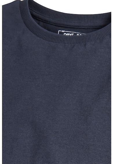 NEXT Set de bluze de bumbac cu decolteu la baza gatului - 2 piese Baieti