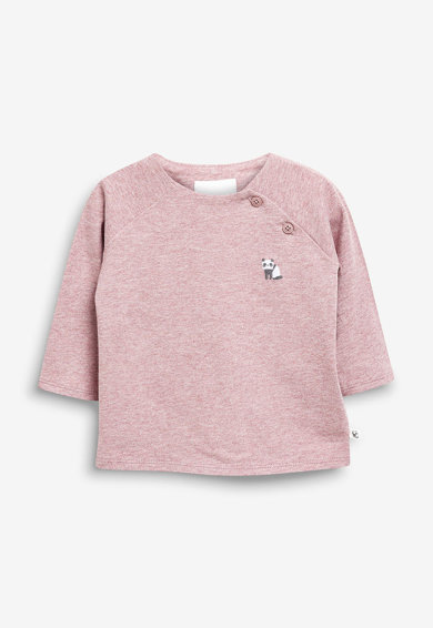 NEXT Памучна блуза, 3 броя Момичета