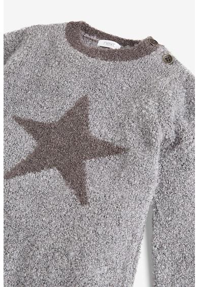 NEXT Rochie tip pulover din amestec de lana Fete
