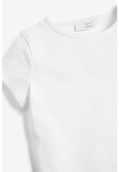 NEXT Set de tricouri de bumbac - 2 piese Fete