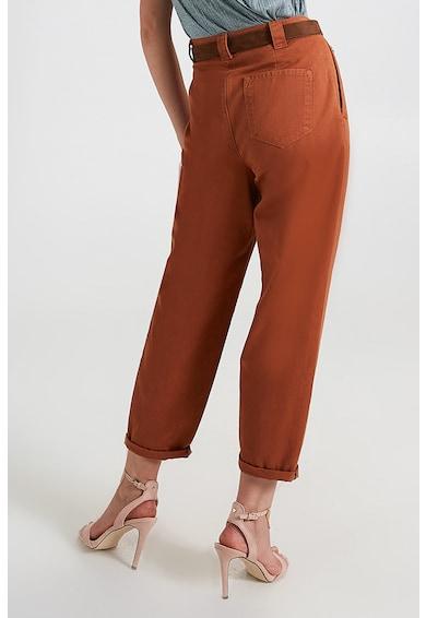 Motivi Pantaloni conici cu pliuri Femei