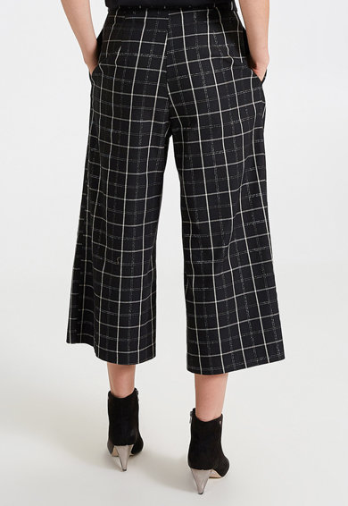 Motivi Пола-панталон с тартан Жени