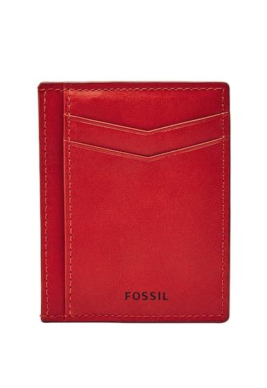 Fossil Кожен портфейл Rance Мъже