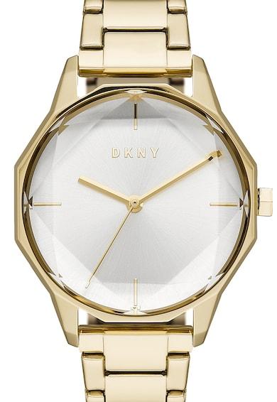 DKNY Ceas din otel inoxidabil Femei
