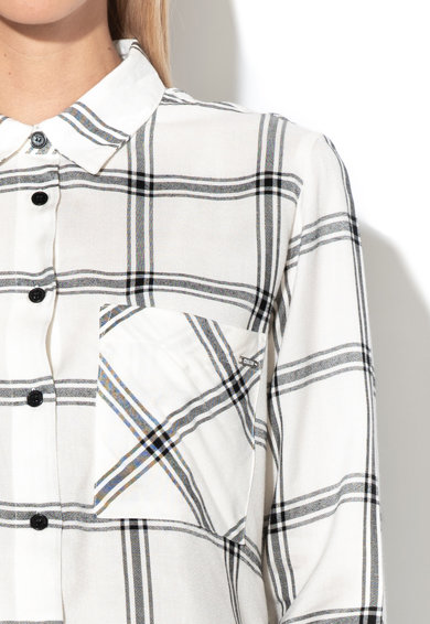 BIG STAR Карирана асиметрична риза Ariaha Жени