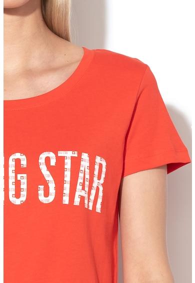 Big Star Tricou cu imprimeu logo Cade Femei