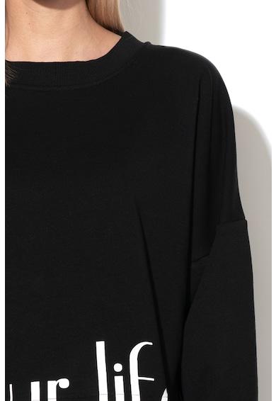 Big Star Bluza sport cu imprimeu Kaylie Femei