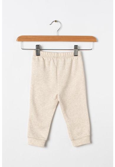 GAP Pantaloni sport cu captuseala din fleece si logo brodat Fete