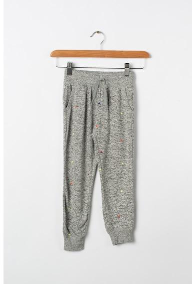GAP Pantaloni jogger tricotati fin, cu snur Fete
