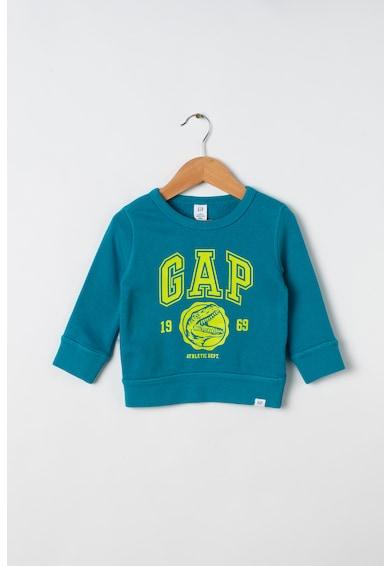 GAP Bluza sport cu imprimeu si captuseala din fleece Baieti