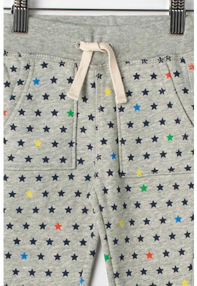 GAP Pantaloni sport cu model cu stele Baieti