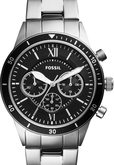 Fossil Часовник Flynn с хронометър Мъже