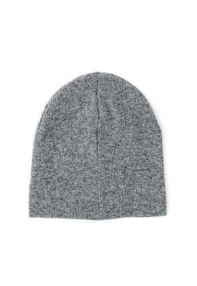 SUPERDRY Плетена шапка с бродерии Мъже