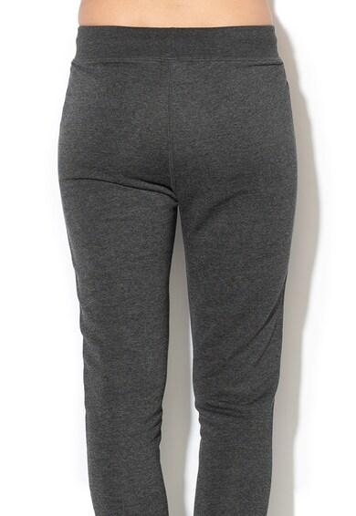 Champion Pantaloni sport cu imprimeu logo stralucitor Femei