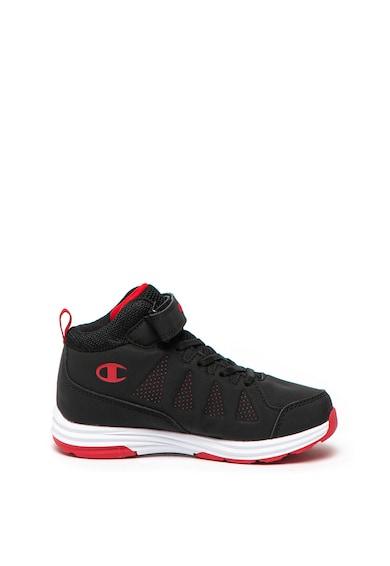 Champion Спортни обувки Larry PS от еко кожа с мрежести зони Момчета