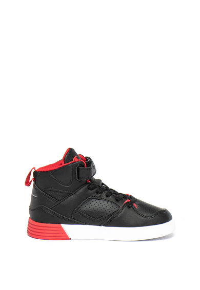 Champion Pantofi mid high de piele ecologica Basketball Fete