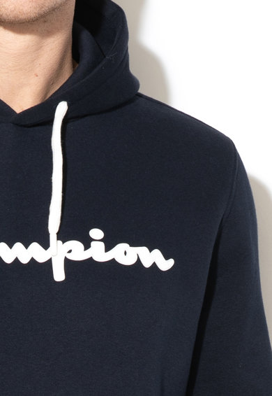 Champion Hanorac comfort fit cu imprimeu logo si buzunar kangaroo Barbati