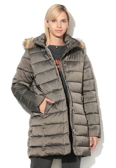 Champion Dag bélelt télikabát levehető kapucnival női