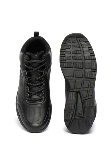 Lotto Pantofi sport de piele ecologica, cu detalii perforate Forex Barbati