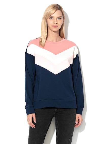 Esprit Bluza sport cu model colorblock Femei
