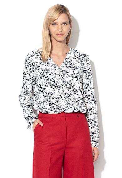 EDC by Esprit Bluza tip tunica, cu terminatie asimetrica Femei