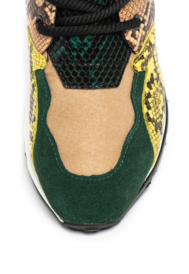 Steve Madden Спортни обувки Cliff с велур и цветен блок Жени