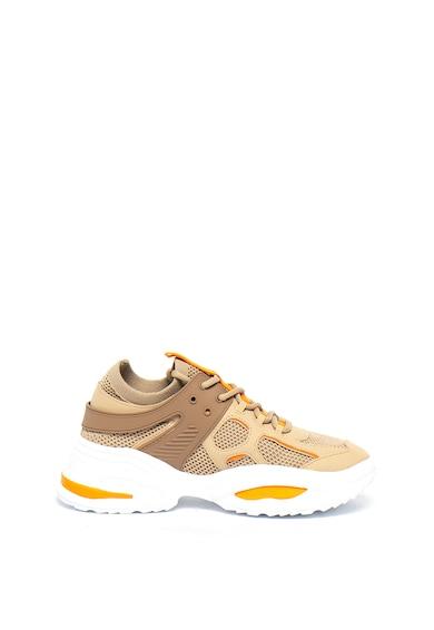 Steve Madden Pantofi sport slip-on cu detalii contrastante Fontina Femei