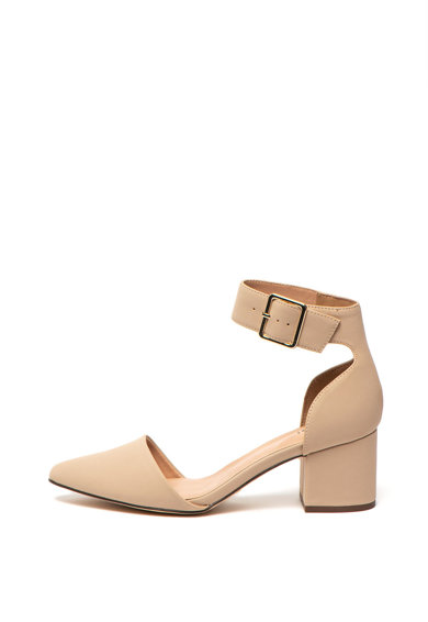 Call It Spring Pantofi de piele ecologica, cu bareta pe glezna Agraleria Femei