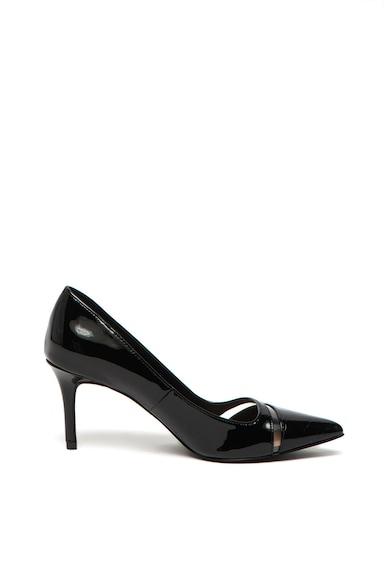 Call It Spring Pantofi de piele ecologica, cu aspect lacuit Stellas Femei