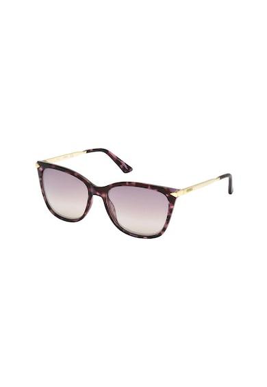 Guess Квадратни слънчеви очила с малко лого Жени