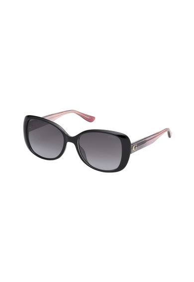 Guess Слънчеви очила стил Butterfly с огледални стъкла Жени