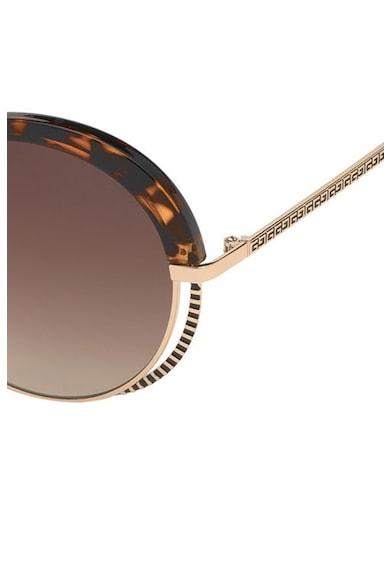 Guess Овални слънчеви очила с градиента Жени