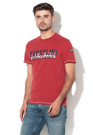 Napapijri Тениска Sardar с лого Мъже