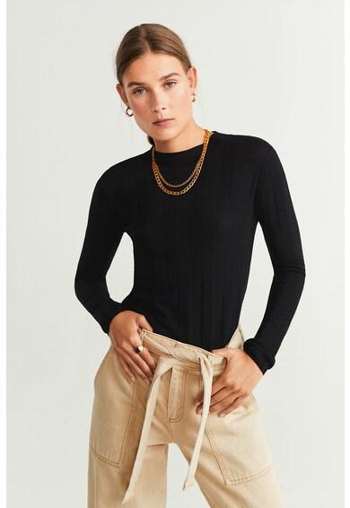Mango Pulover din tricot fin Genova Femei