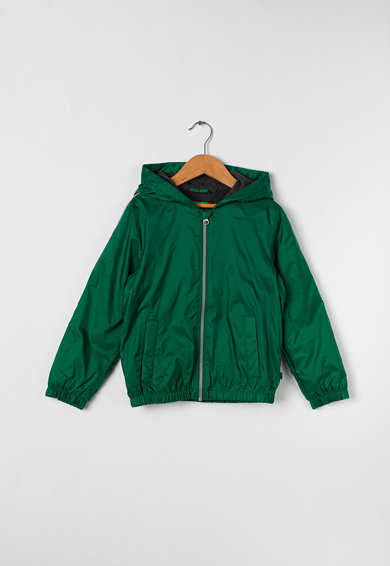 United Colors of Benetton Jacheta cu vatelina subtire Baieti