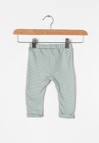 United Colors of Benetton Set de pantaloni si bluza cu imprimeu Fete