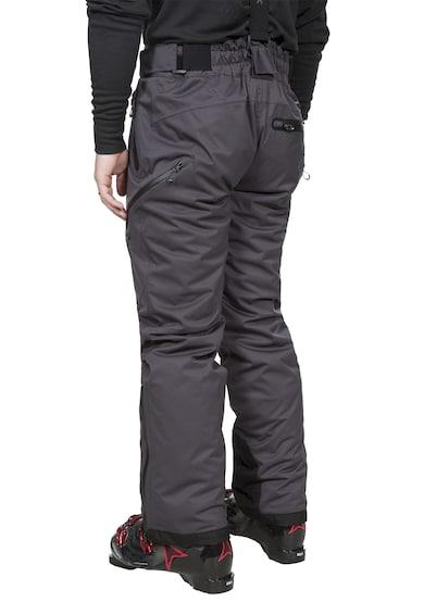 Trespass Pantaloni impermeabili si rezistenti la vant 2, pentru ski Kristoff MABTSKN2000 Barbati