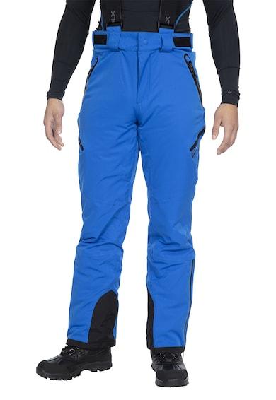 Trespass Pantaloni impermeabili si rezistenti la vant, pentru schi Kristoff DLX Barbati