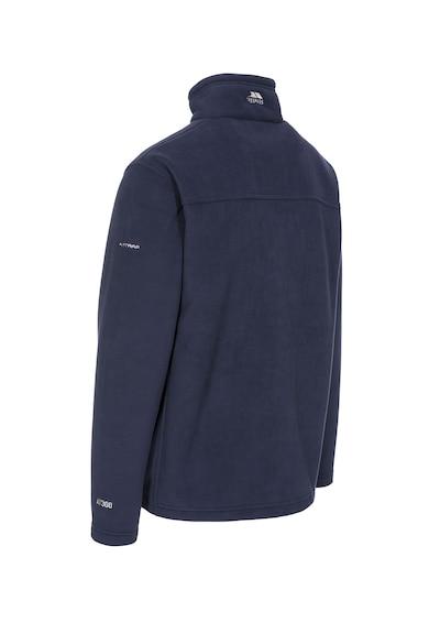 Trespass Bluza sport din fleece, cu fermoar Tankerville Barbati