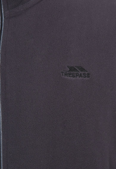 Trespass Bluza sport din fleece Tadwick MAFLMFTR0001 Barbati