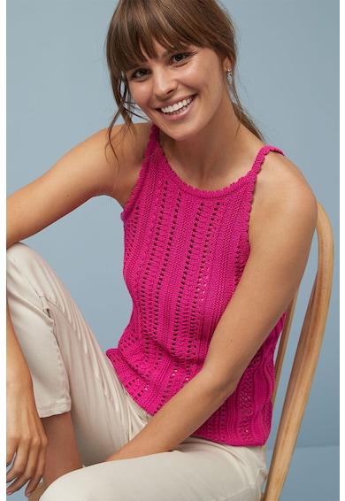 NEXT Top tricotat fin Femei
