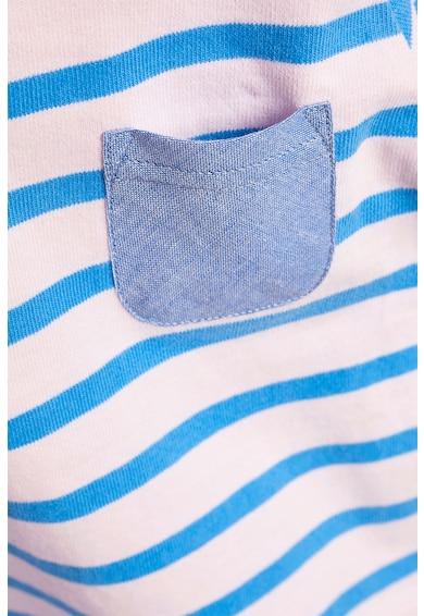 NEXT Bluza in dungi cu buzunar pe piept Fete