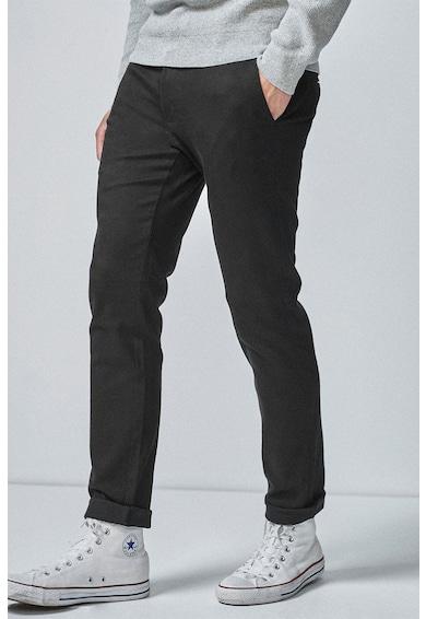 NEXT Pantaloni chino slim fit elastici Barbati