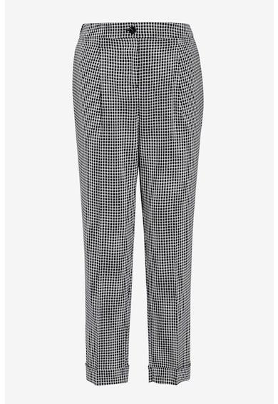 NEXT Pantaloni crop eleganti cu model plasa Femei