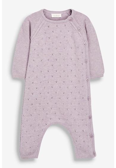 NEXT Salopeta tricotata fin, cu nasturi Fete