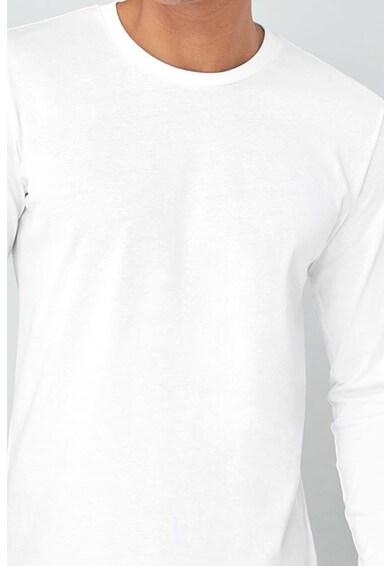 NEXT Bluza slim fit de bumbac Barbati