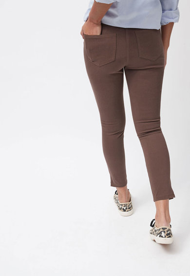NEXT Jeggings crop din denim Femei