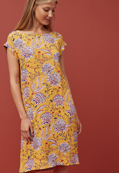 NEXT Rochie tip tricou cu imprimeu floral Femei